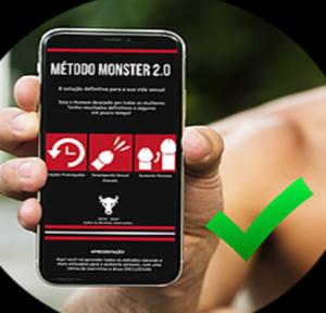 método monster
