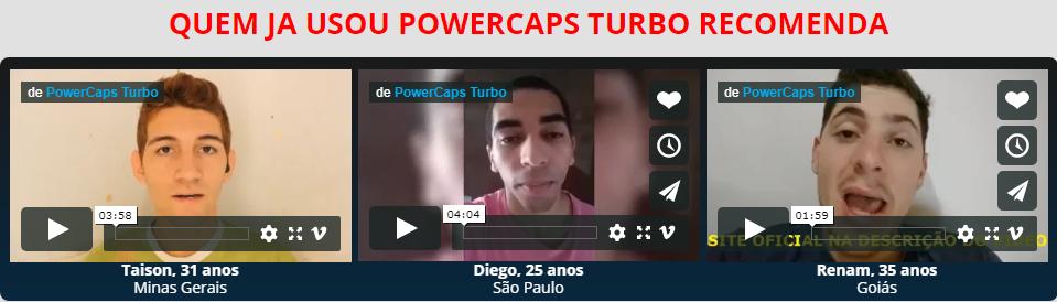 powercaps turbo como tomar